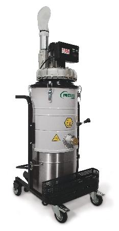 Aspirator industrial monofazat A63MX