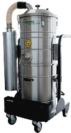 Aspirator industrial cu aer comprimat AD46X1