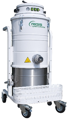 Aspirator industrial monofazat ONE63ECOH
