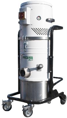 Aspirator industrial monofazat A21M-A22M